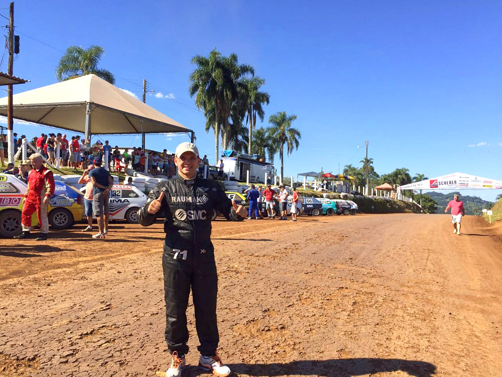 "Kreis Jr. volta a disputar as ""3 Horas de Joaçaba"""