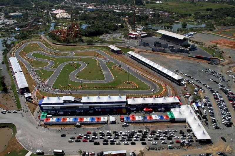 A bela e Santa Catarina recebe a 52ª edição do Brasileiro de Kart