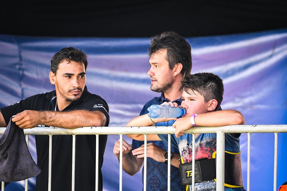 Nicolas Fabris volta às disputas da Copa São Paulo Light no Kartódromo Aldeia da Serra
