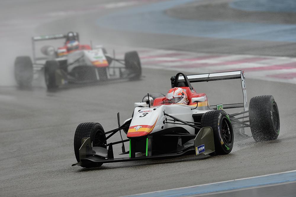 EuroFormula: Thiago Vivacqua conquista pódio no Winter F3 Series em Paul Ricard