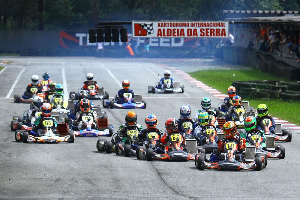 Light realizou segunda etapa com 158 pilotos