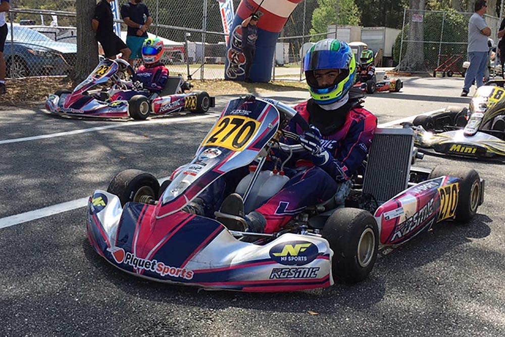 NF Piquet Sports pronta para as finais do Florida Winter Tour