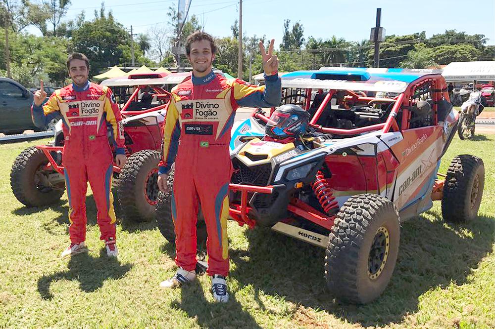 """Rally de Barretos: """"Família da Poeira"""" faz dobradinha"""