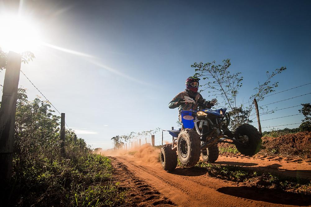 I Rally de Barretos: Nos quadriciclos, Jérémy Dubois conquista o tão esperado título