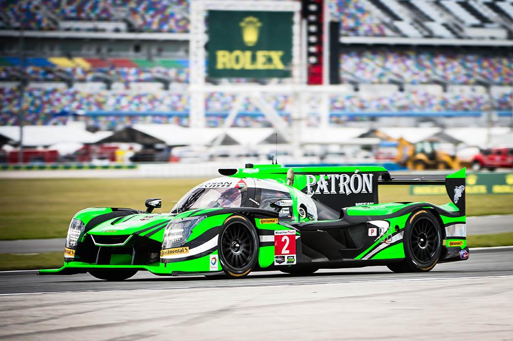 Atual campeão das 12 Horas de Sebring, Pipo Derani volta à pista para defender seu título