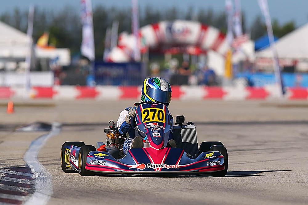 NF Piquet Sports encerrou Florida Winter Tour no Top10