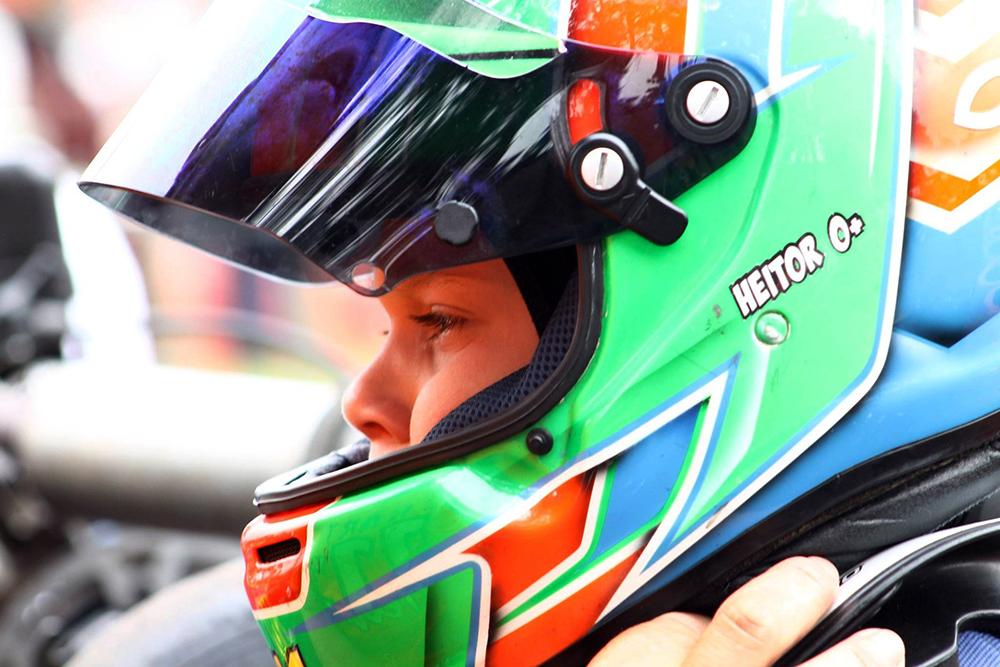 Heitor Dall'Agnol terminou em 2º na Granja Viana e vai lutar pelo título do Torneio de Verão