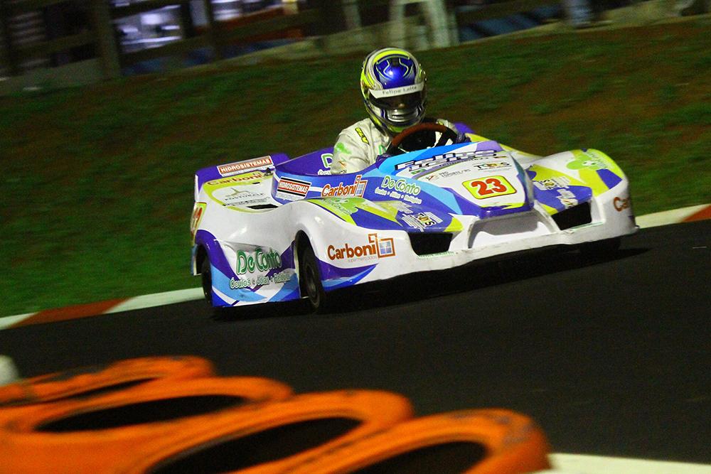 Felipe Leite venceu pela segunda vez na Pró 500 Light e é líder na Copa São Paulo Granja Viana