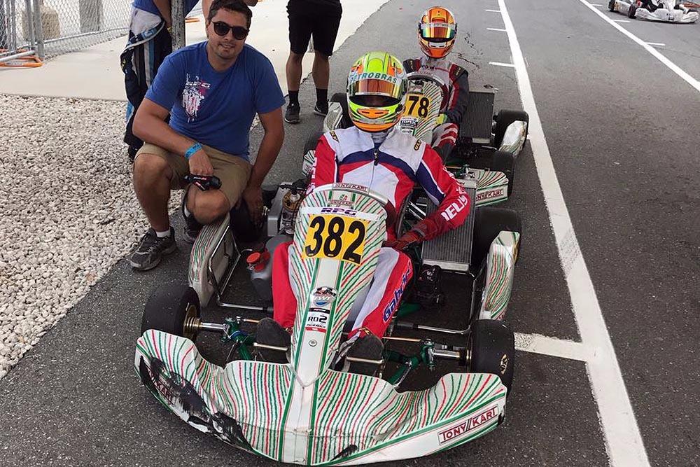 Gabriel Paturle terminou em 4º o Florida Winter Tour