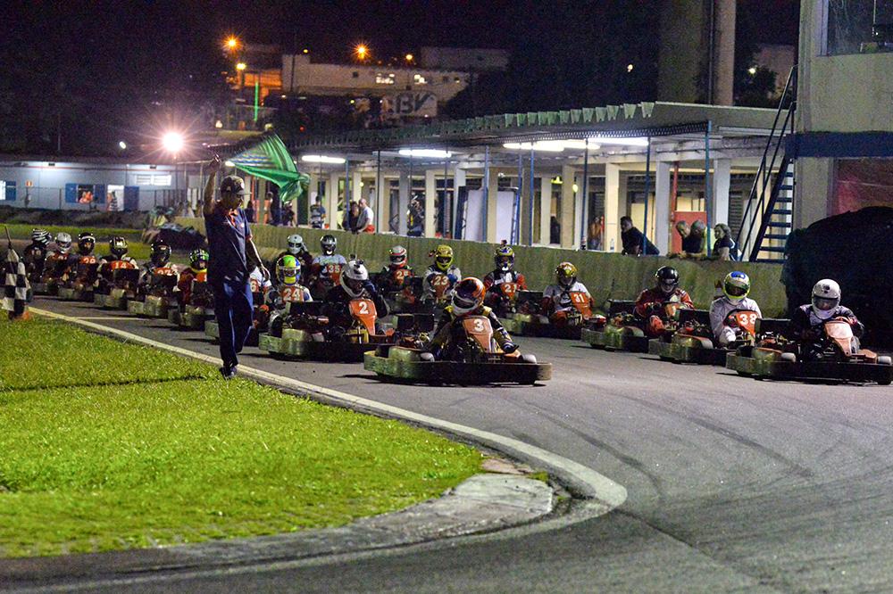 Torneio Alex Dias Ribeiro de Kart termina neste sábado em Interlagos