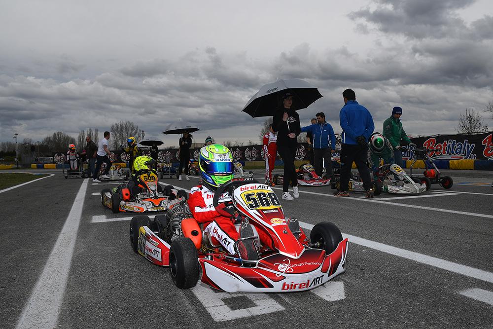 Rafael Câmara volta à Itália para a 3ª etapa do WSK Super Master Series