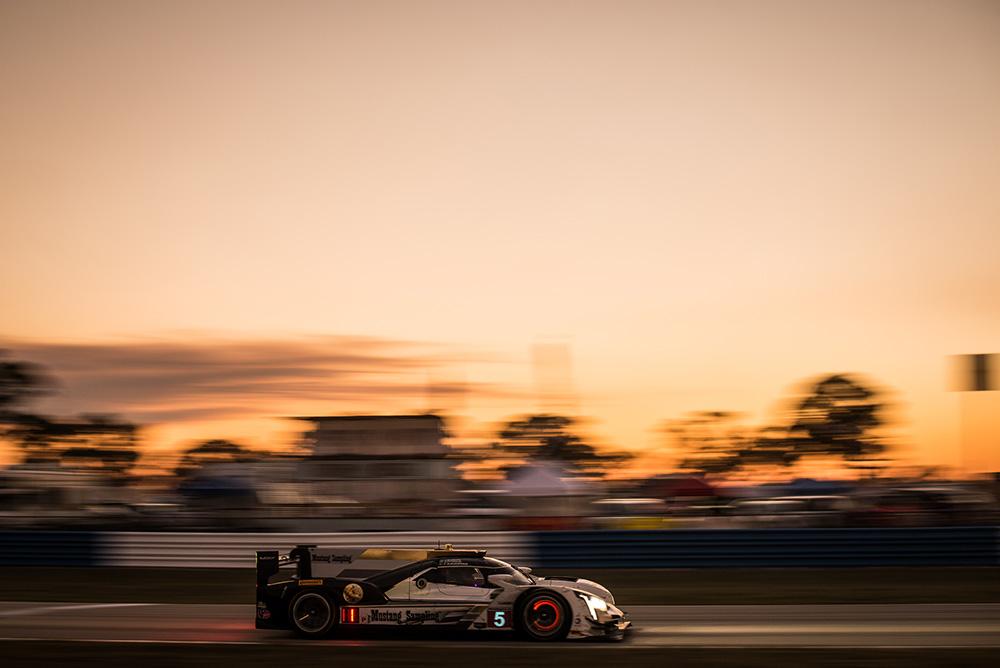 12 Horas de Sebring: Fittipaldi, Barbosa e Albuquerque conquistam mais um pódio na temporada