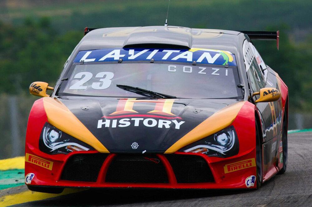 Rsports Racing acerta com Cozzi para ser piloto da equipe no Brasileiro de Turismo
