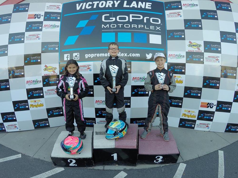 Quatro países e sete campeonatos utilizaram pneus da MG Tires no último final de semana