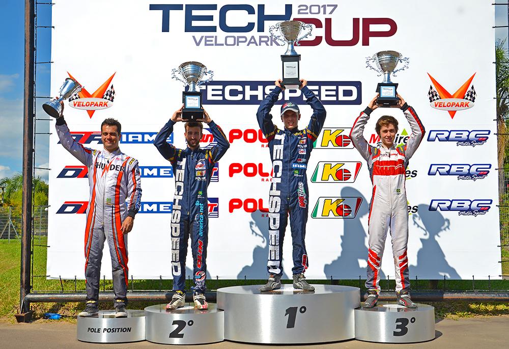 Tech Cup   Velopark deu início à sua primeira temporada mostrando importantes inovações