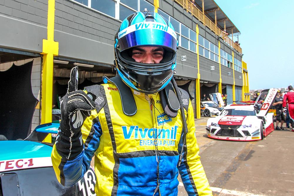 Raphael Campos reafirma compromisso com a Sprint Race em 2017