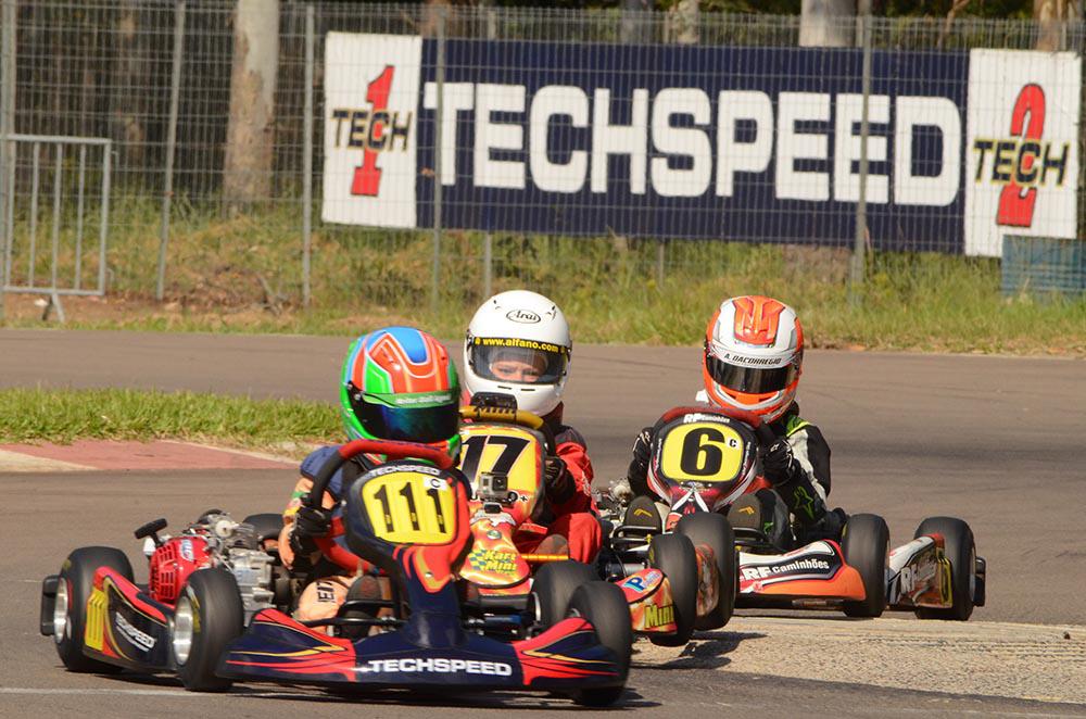 Heitor Dall'Agnol é o primeiro vencedor da Cadete na história da Tech Cup   Velopark
