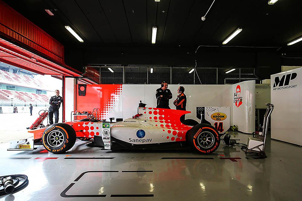 Sette Câmara chegou ao Bahrein para encerrar pré temporada da F2