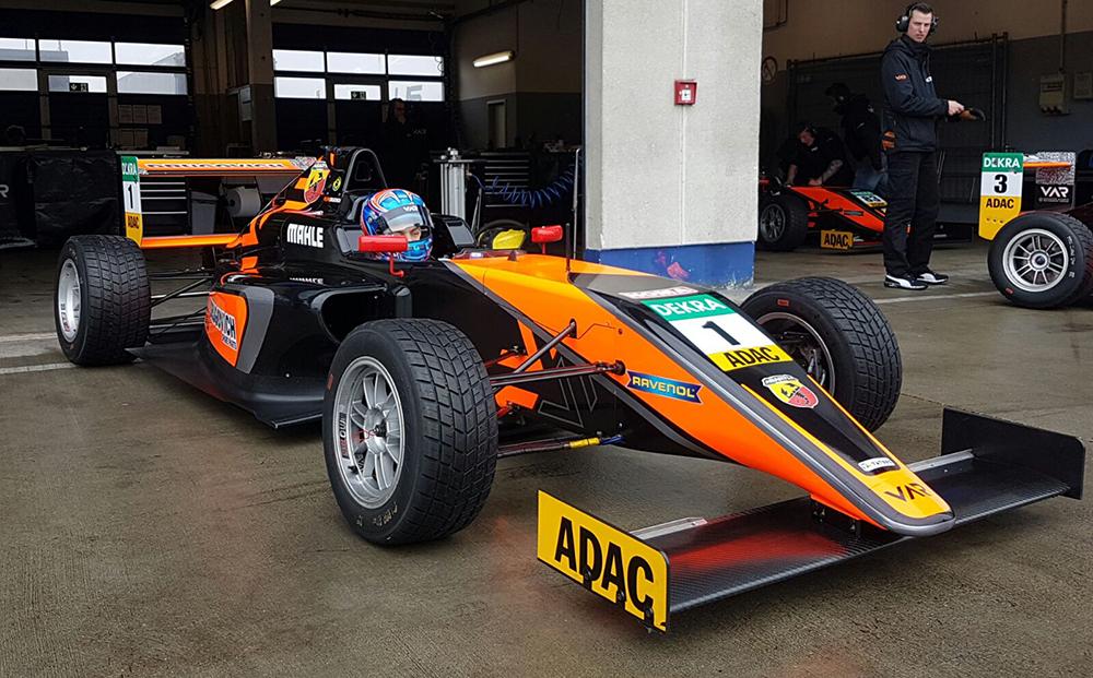 Felipe Drugovich estreia na equipe holandesa Van Amersfoort e disputa abertura da F4 Italiana