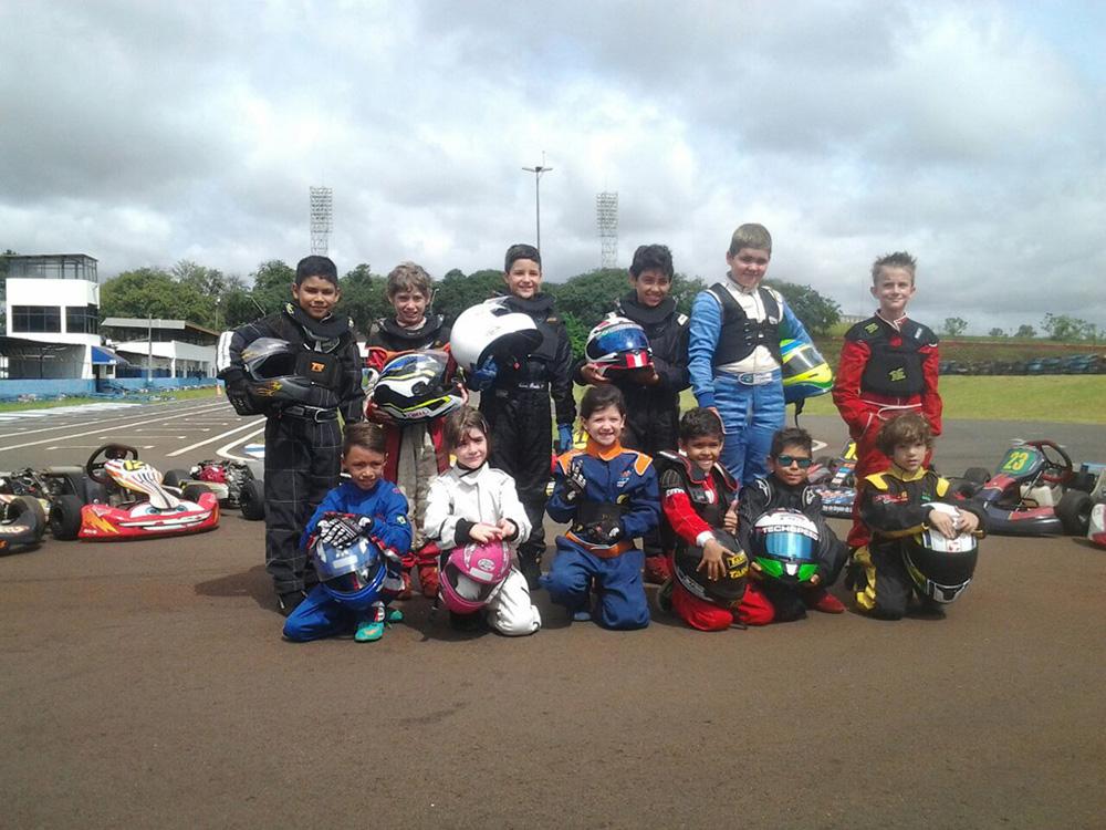 Paraná abre a temporada de kart no próximo sábado