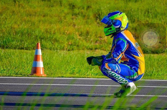 Multicampeão do kart, João Rosate acerta temporada com Sprint Race Brasil
