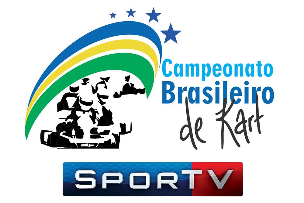 Brasileiro de Kart terá transmissão ao vivo do Sportv
