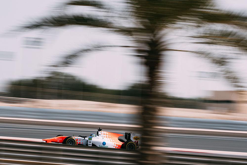 Sette Câmara está no Bahrein para o início da F2