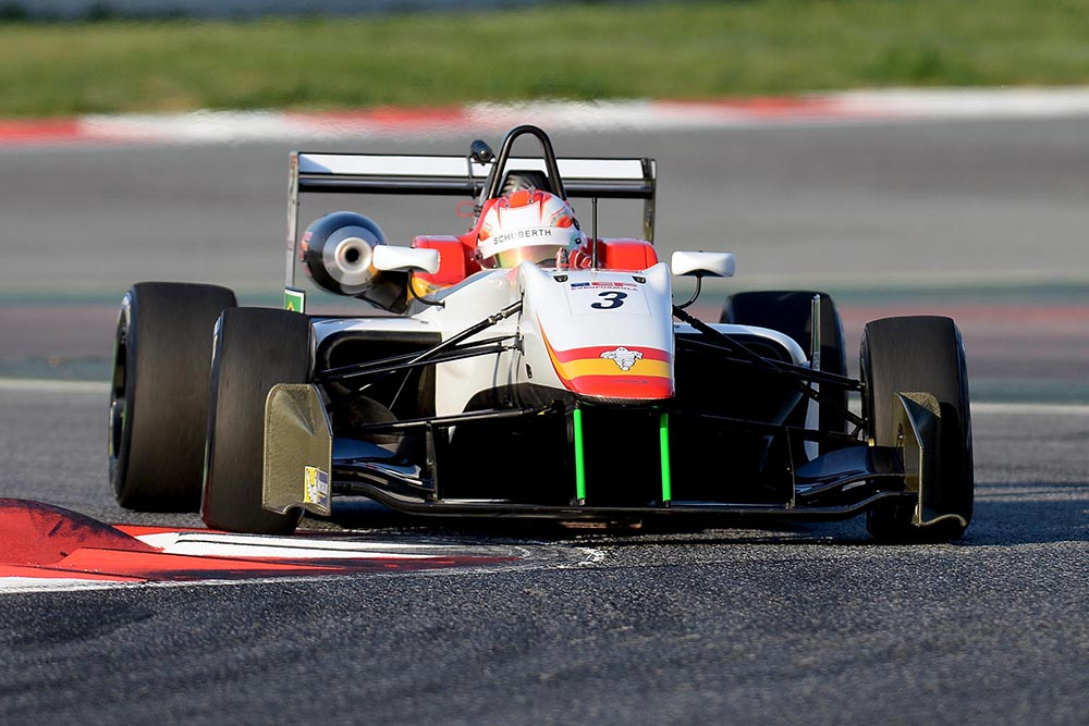 Thiago Vivacqua encara primeiro desafio na EuroFormula neste fim de semana