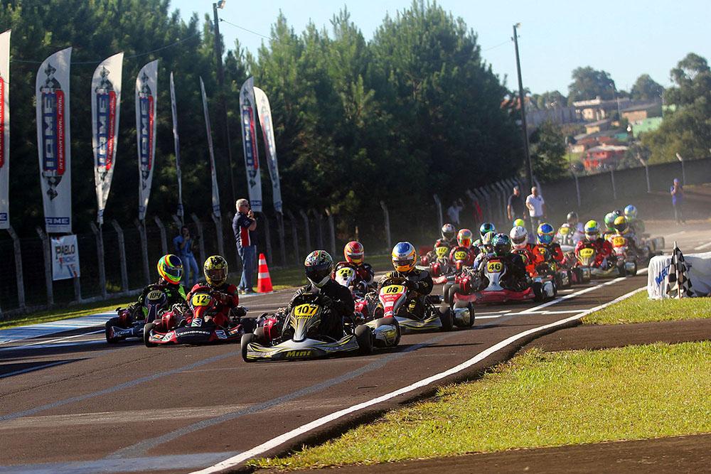 RBC Motorsport equipou a maioria dos pilotos no Sul-Brasileiro