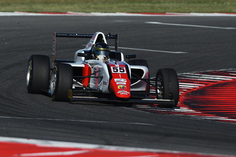 Autódromo de Ádria recebe a segunda da F4 Italiana