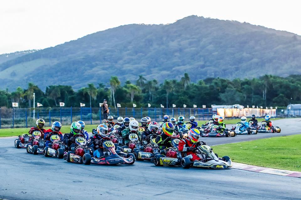 Copa SPR de Kart reuniu mais de 150 pilotos na primeira rodada