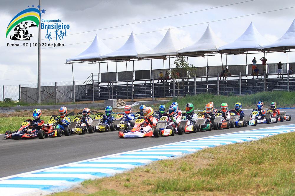 CBA divulga novidades para o Brasileiro de Kart