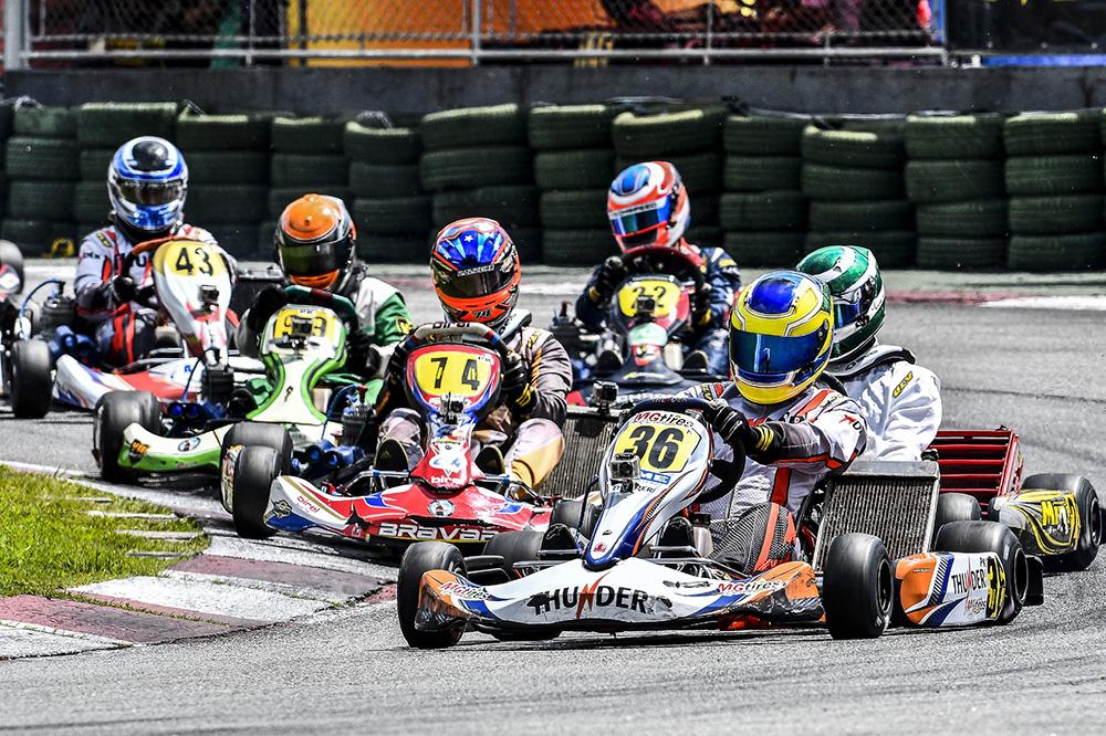 Campeonato Paulista de Kart será daqui a duas semanas