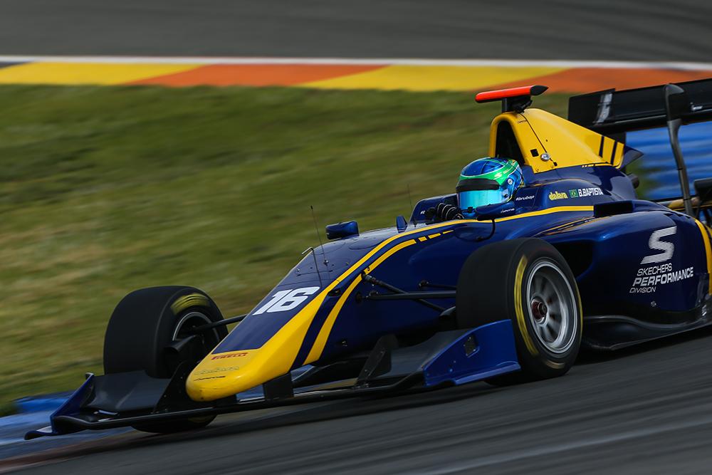 Bruno Baptista estreia na GP3 Series neste fim de semana em Barcelona
