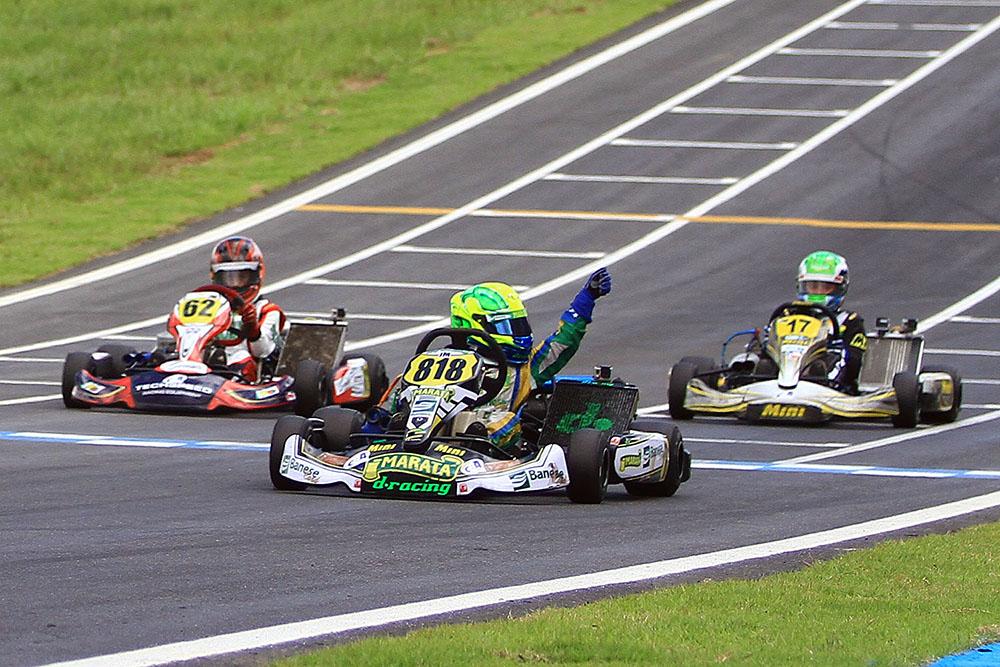 Brasileiro de Kart já conta com quase 250 inscritos