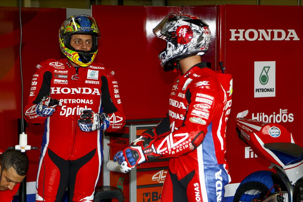 Equipe Honda Alex Barros Racing está otimista para a segunda etapa do SuperBike Brasil