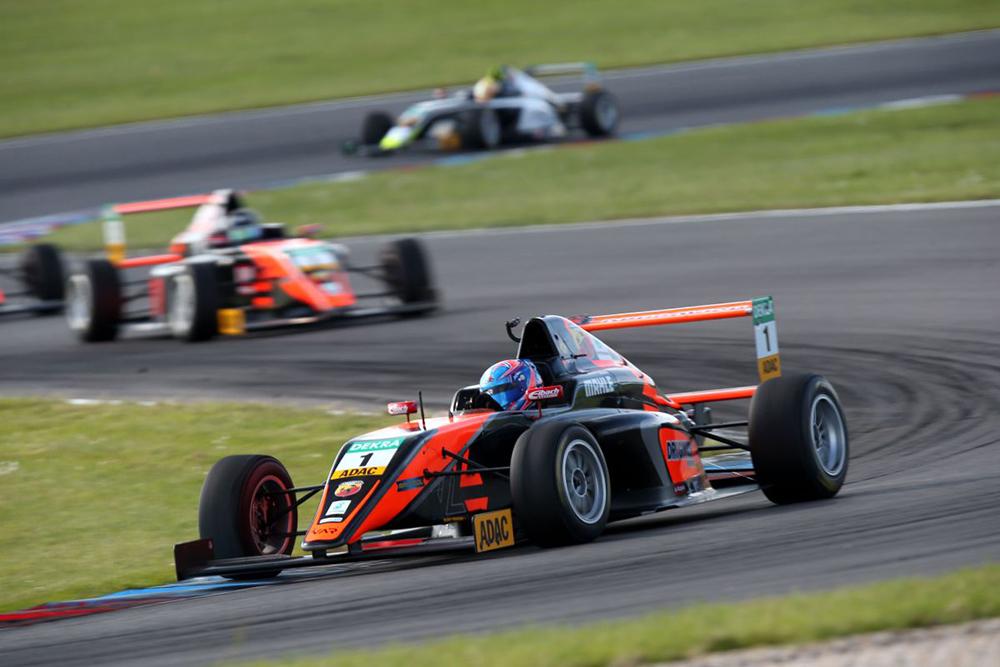 Felipe Drugovich venceu em Lausitzring e assumiu a vice-liderança na Fórmula 4 Alemã