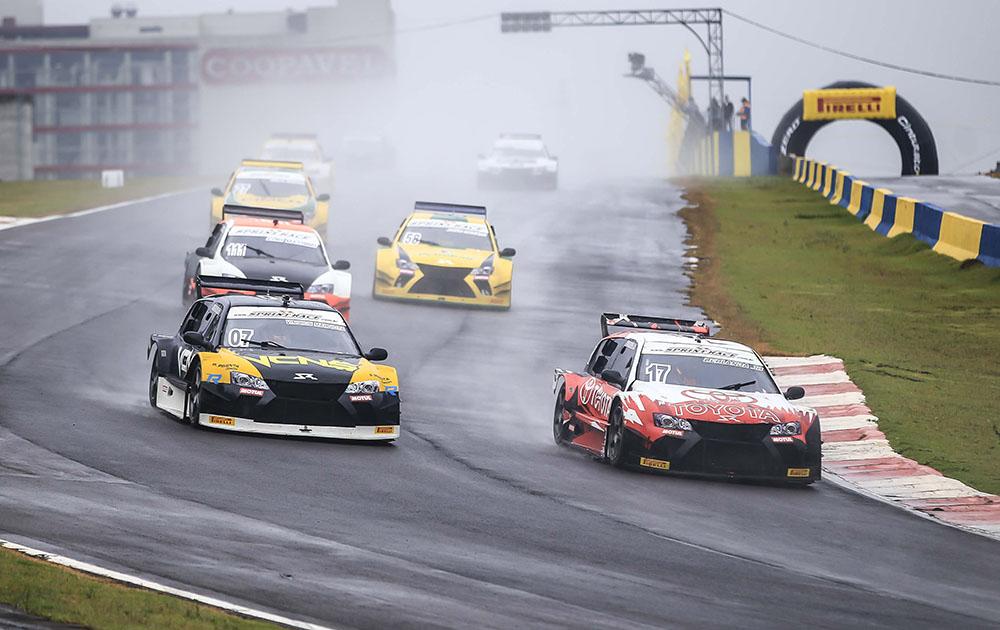 Sprint Race: Em Cascavel, Vinícius Margiota conquista sua primeira vitória na PRO