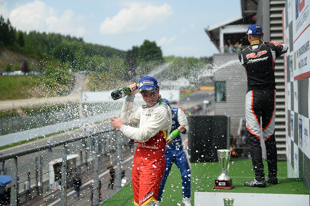Euroformula: Thiago Vivacqua sai de Spa-Francorchamps com pódio e 4º lugar na classificação geral