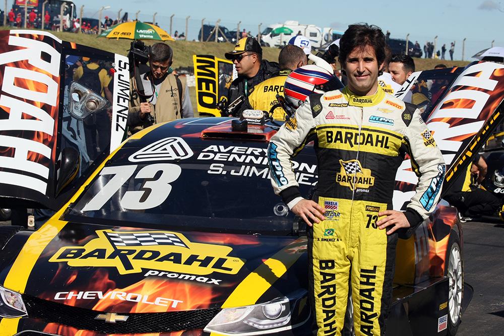 Único piloto da Stock 2017 a ser campeão do Cascavel de Ouro, Jimenez quer novo pódio no circuito
