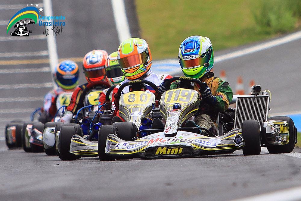 Brasileiro de Kart: Sudam e todas as F4 tem inscrições encerradas