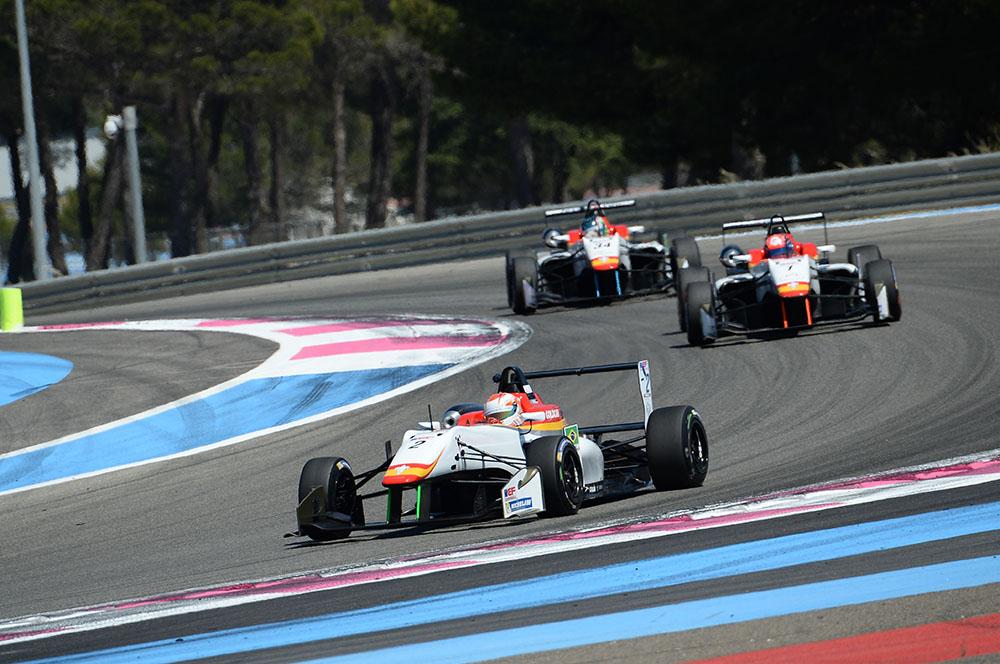 Euroformula: Thiago Vivacqua pontua nas duas corridas em Paul Ricard