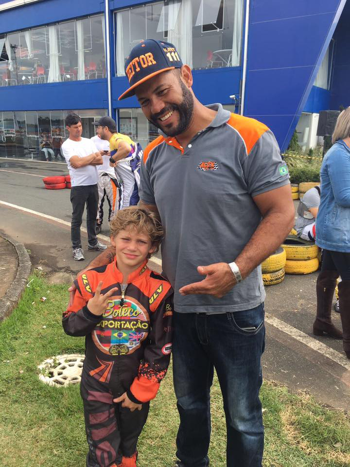 Kart: Heitor Dall'Agnol venceu no SPR e se fortalece como candidato ao título de campeão brasileiro