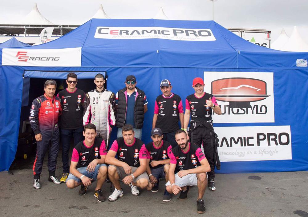 Kart: Ceramic Pró Team competiu no SPR e trabalhou no acerto dos equipamentos para o Brasileiro