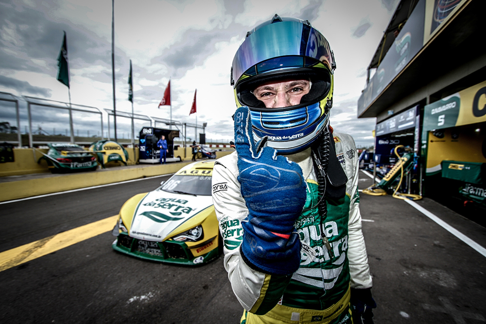 Brasileiro de Turismo: Terceiro colocado no campeonato, Gustavo Frigotto quer se consolidar na disputa pelo título