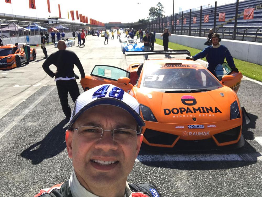 Kreis Jr. é um dos destaques do Brasileiro de Endurance em Curitiba