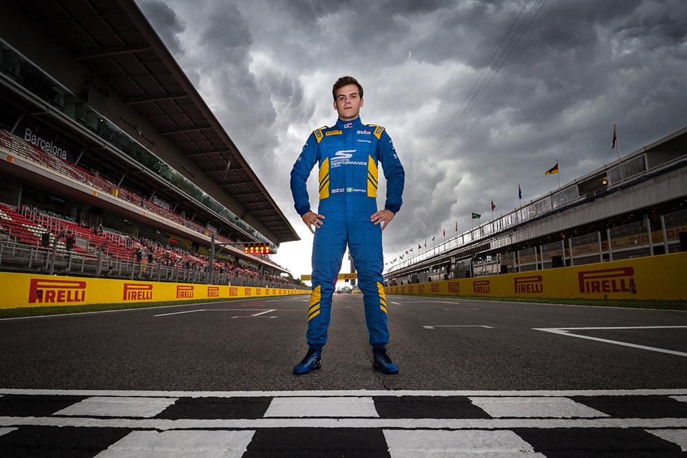 GP3 Series: Bruno Baptista inicia na Áustria o mês de maratona de corridas