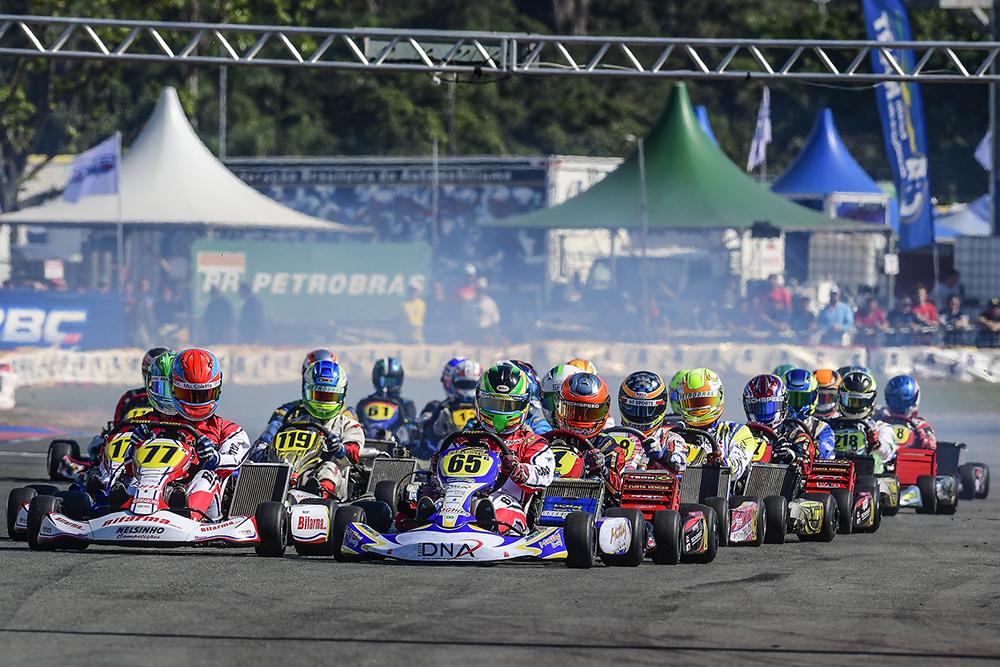 Maior Brasileiro de Kart da história foi encerrado com festa em Santa Catarina