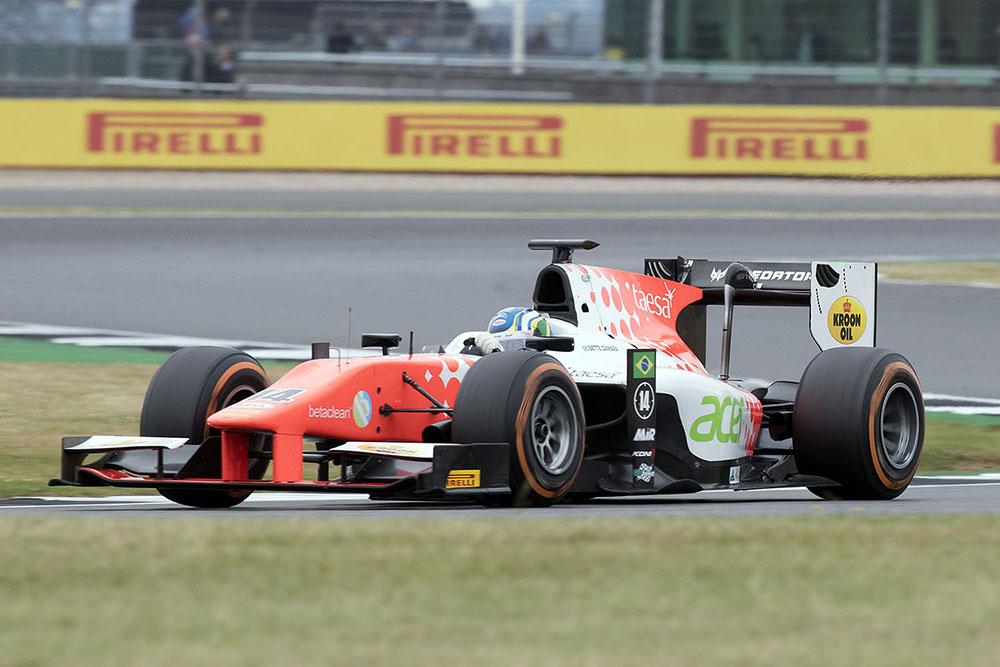 Corrida em Hungaroring abre segunda metade do Mundial de F2