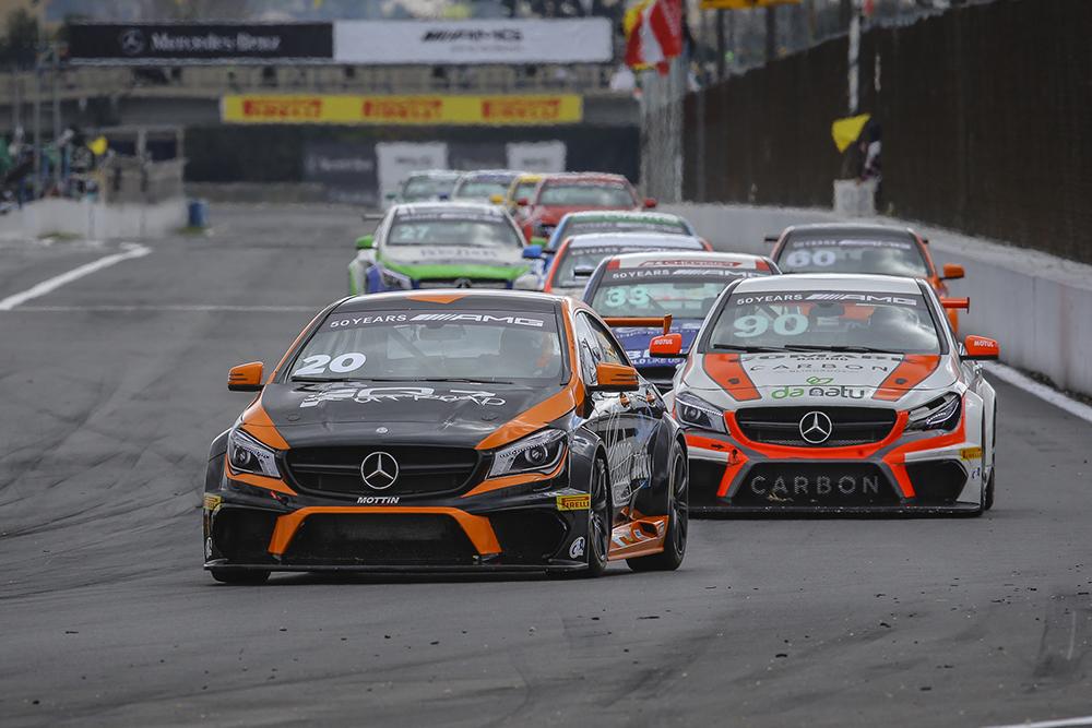 MB Challenge: Mottin Racing fatura três troféus e inicia retomada no campeonato